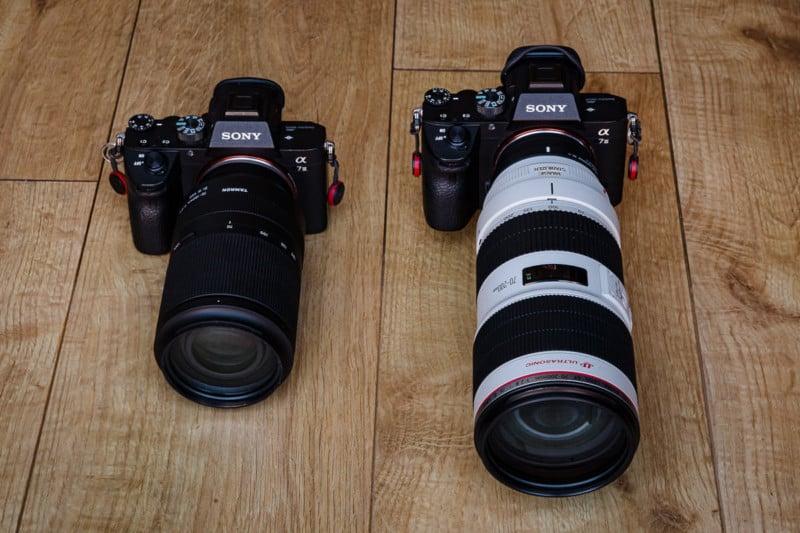 Lens Battle: Tamron 70-180mm f/2.8 vs Canon EF 70-200mm f/2.8L IS II