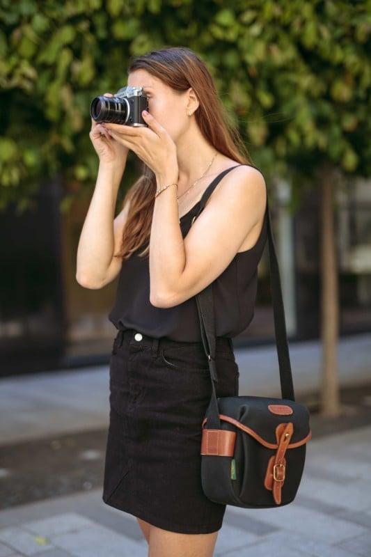 Mejor cámara usada para principiantes Canon 5D Mark II