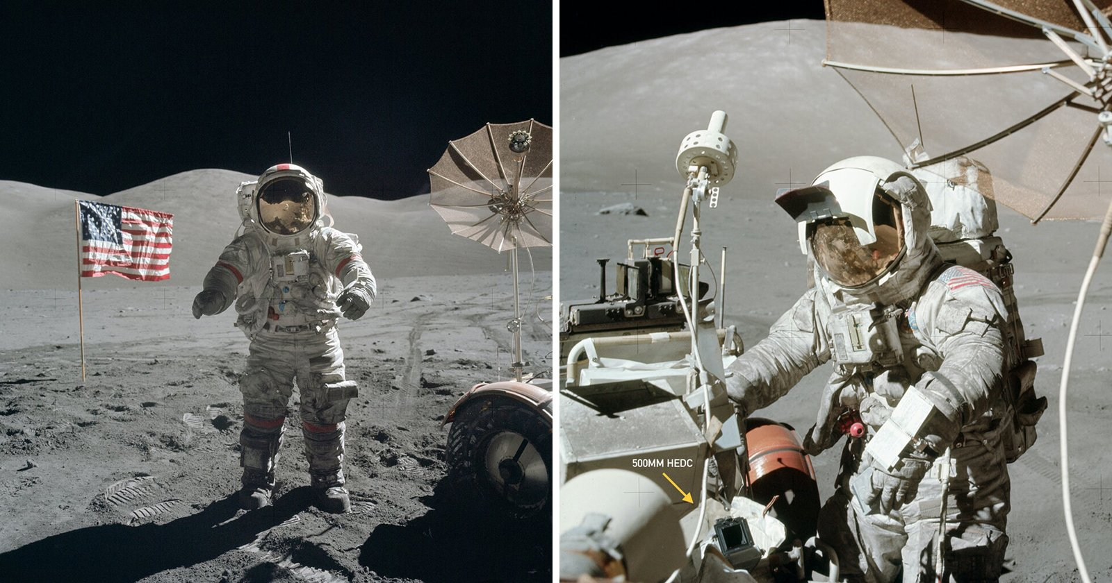 I Found NASA Astronaut Gene Cernan's Missing Moon Camera... on Earth