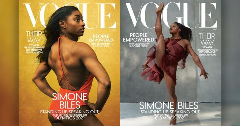 Vogue Slammed for Hiring Annie Leibovitz for Simone Biles Cover Instead of Black Photographer