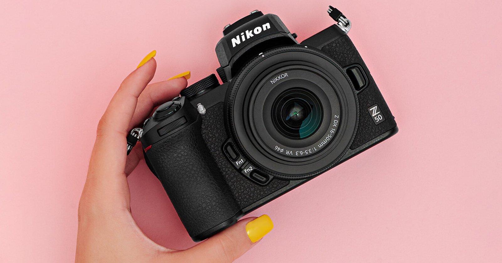 Nikon Just Added Animal Detection AF to the Crop-Sensor Nikon Z50
