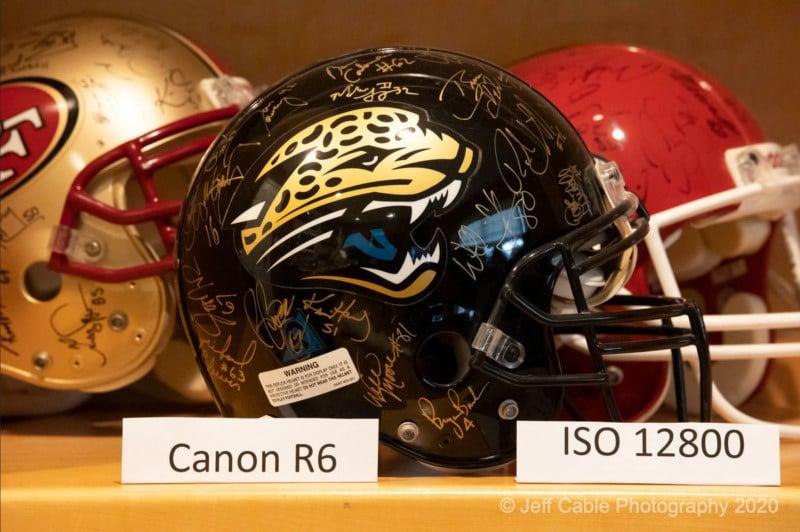 ISO Testing the Canon R5, R6, 5D Mark IV, and 1D X Mark III 7