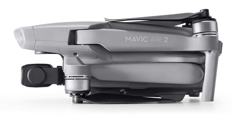 DJI Mavic Air 2 Gets Digital Zoom, 4K Hyperlapse and More in Free Update