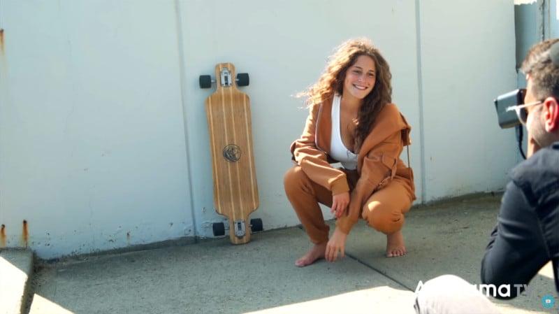 Shooting Fashion Photos of Strangers on the Street