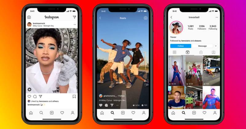 Facebook Unveils Instagram Reels: 15-Second Creative Videos to Rival TikTok