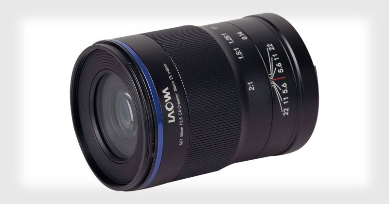 The Laowa 50mm f/2.8 Macro for M4/3 is Small and Sharp 2