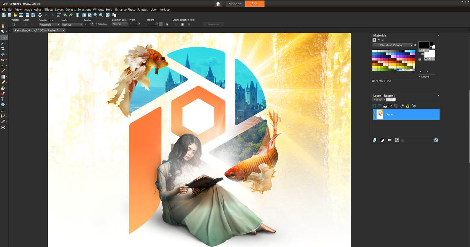 Photo of PaintShop Pro 2021 Adds New AI-Powered Features for Photographers