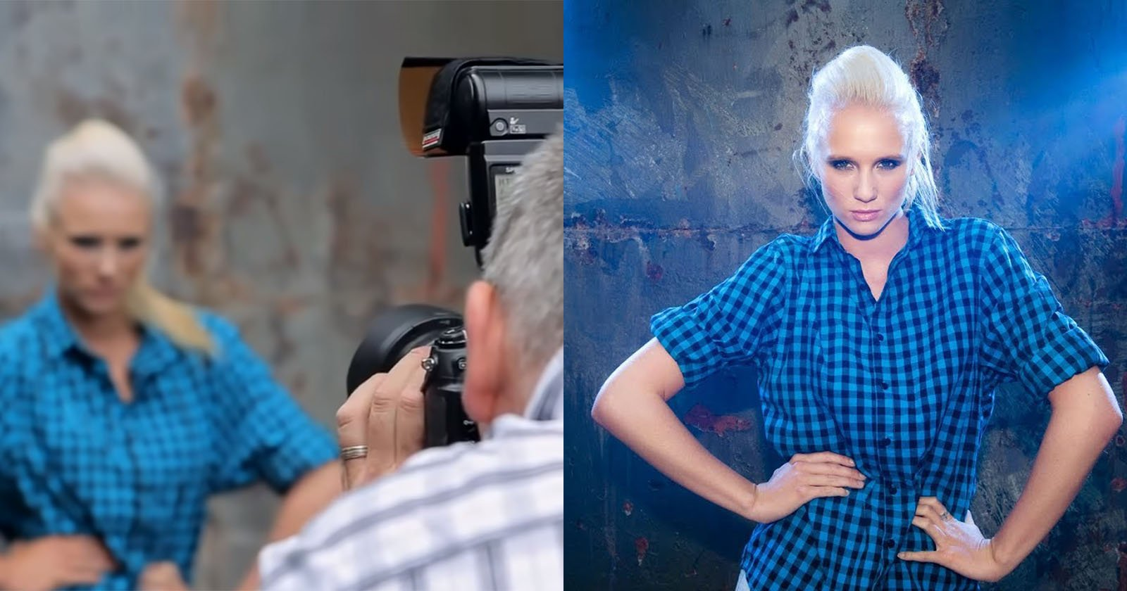 Here's a Free 2.5-Hour Tutorial on How to Shoot Portraits with Speedlights