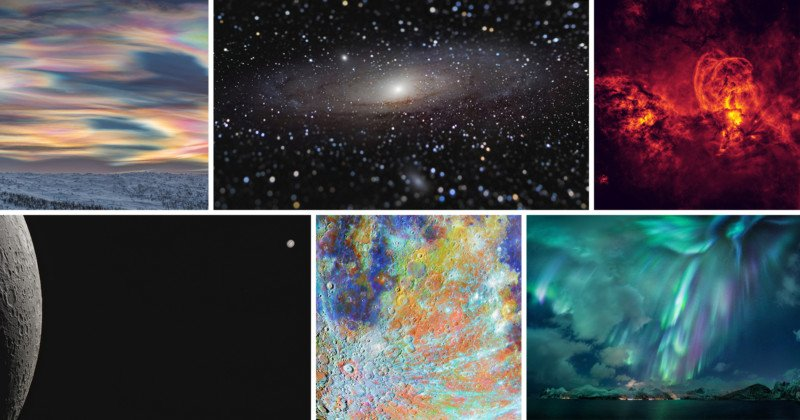 Tilt Shift Photo of Andromeda Wins Astronomy Photographer of the Year