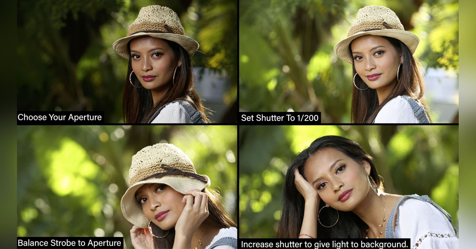 4 Steps Every Photographer Should Know To Balance Strobes and Sunlight