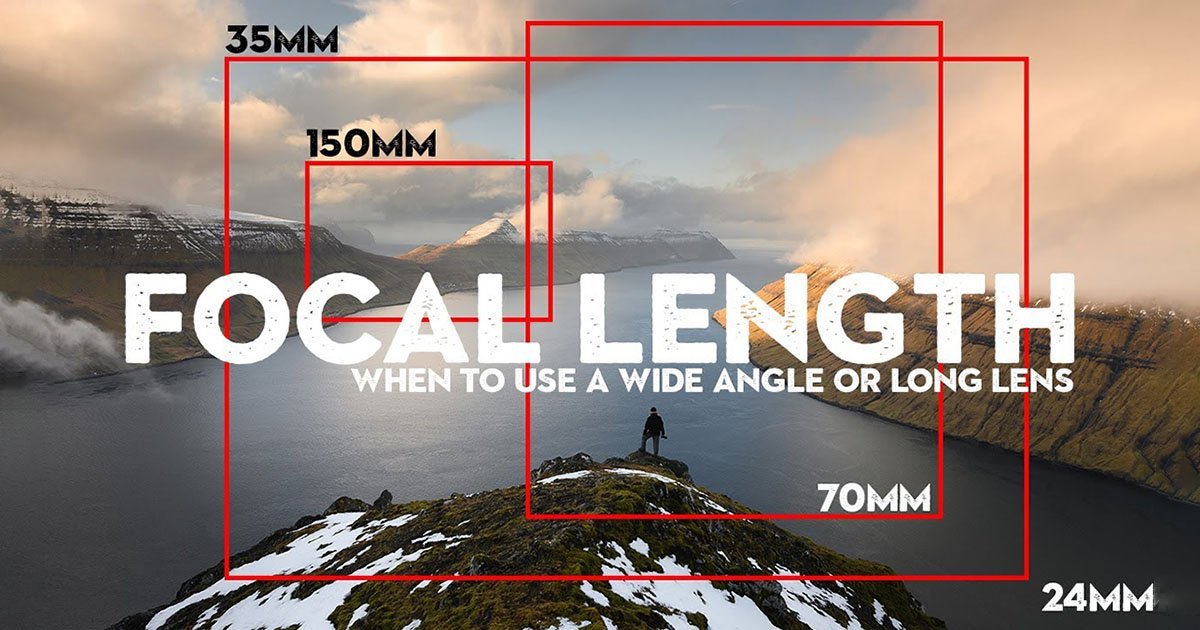 How To Choose The Best Focal Length In Landscape Photography