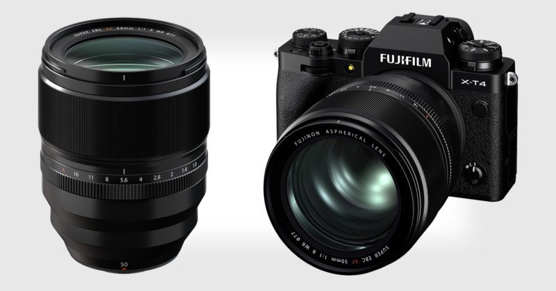 Fujifilm Unveils XF 50mm f/1.0 Lens: The Fastest Fuji Lens Ever Made