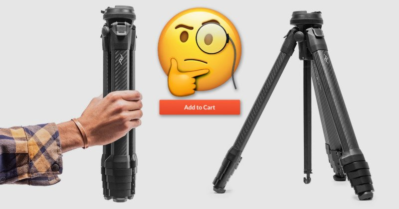 My Experience with the Peak Design Travel Tripod