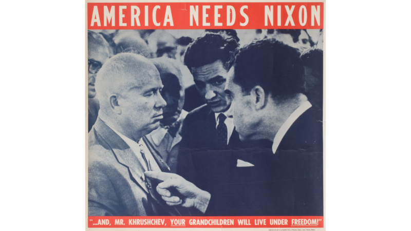 How Richard Nixon 'Stole' This Photo and Twisted It Into a Campaign Slogan