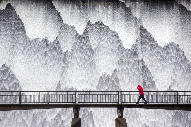 Brooklyn Bridge Blizzard Photo Wins Weather Photographer of the Year 41