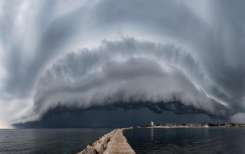 Brooklyn Bridge Blizzard Photo Wins Weather Photographer of the Year 52