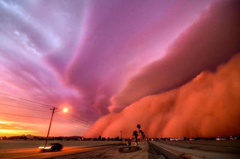 Brooklyn Bridge Blizzard Photo Wins Weather Photographer of the Year 56