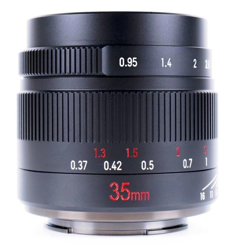 7artisans Debuts $255 35mm f/0.95 Lens for APS-C Mirrorless Mounts 80