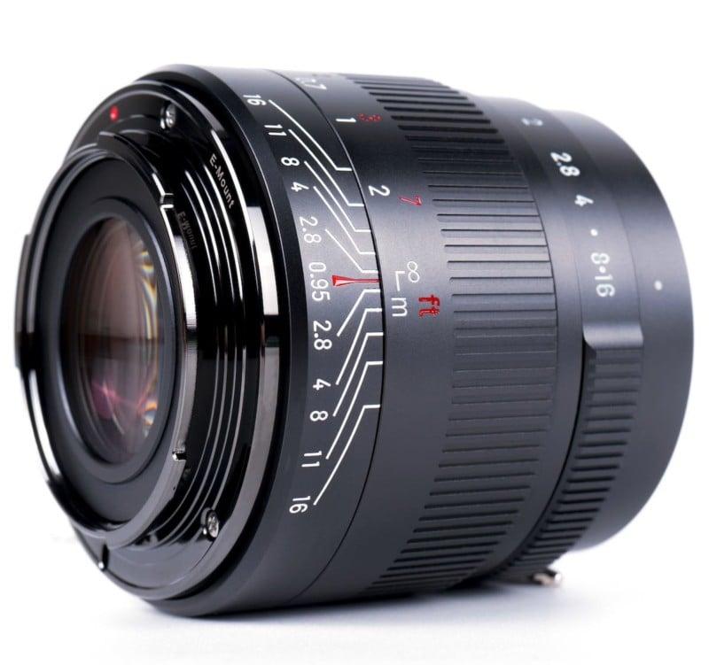 7artisans Debuts $255 35mm f/0.95 Lens for APS-C Mirrorless Mounts 86