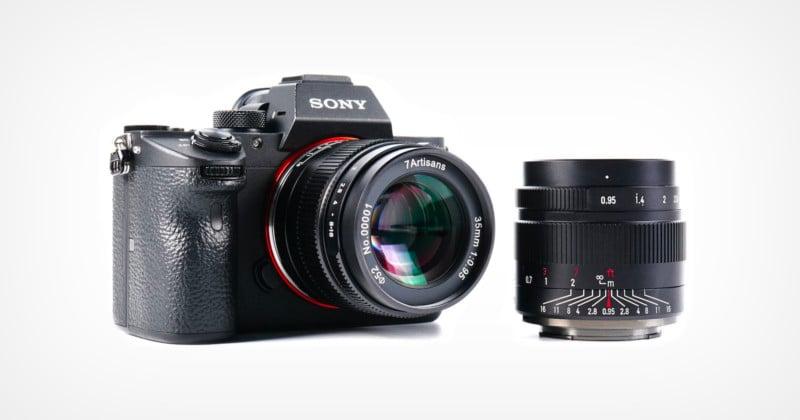 7artisans Debuts $255 35mm f/0.95 Lens for APS-C Mirrorless Mounts 76