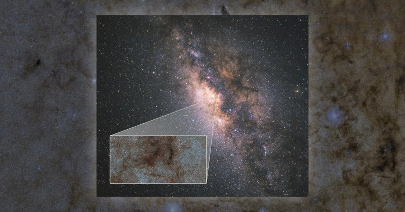 Scientists Photographed Our 'Galactic Bulge' Using a Dark Energy Camera 16