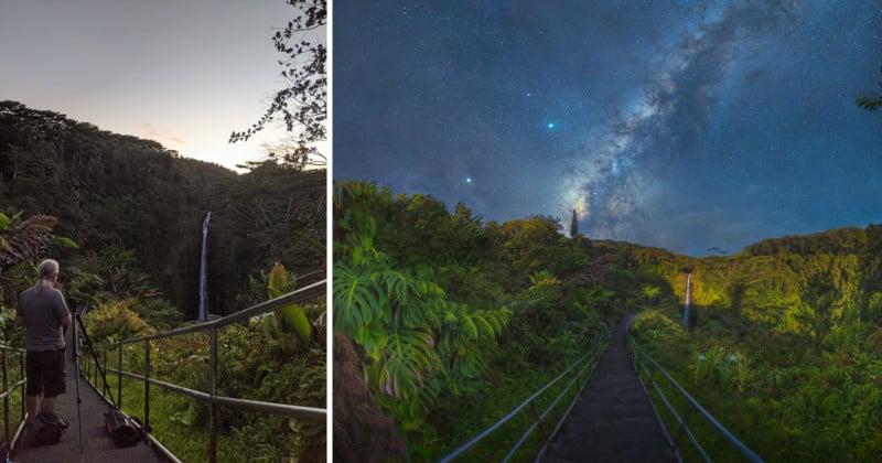 Akaka Falls by Moonlight: How I Got the Shot