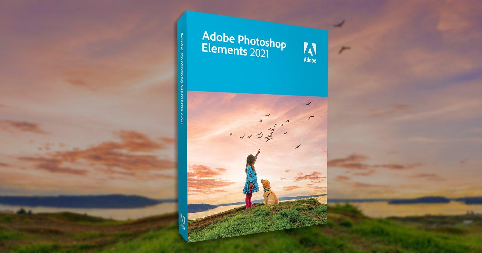 Elements photoshop