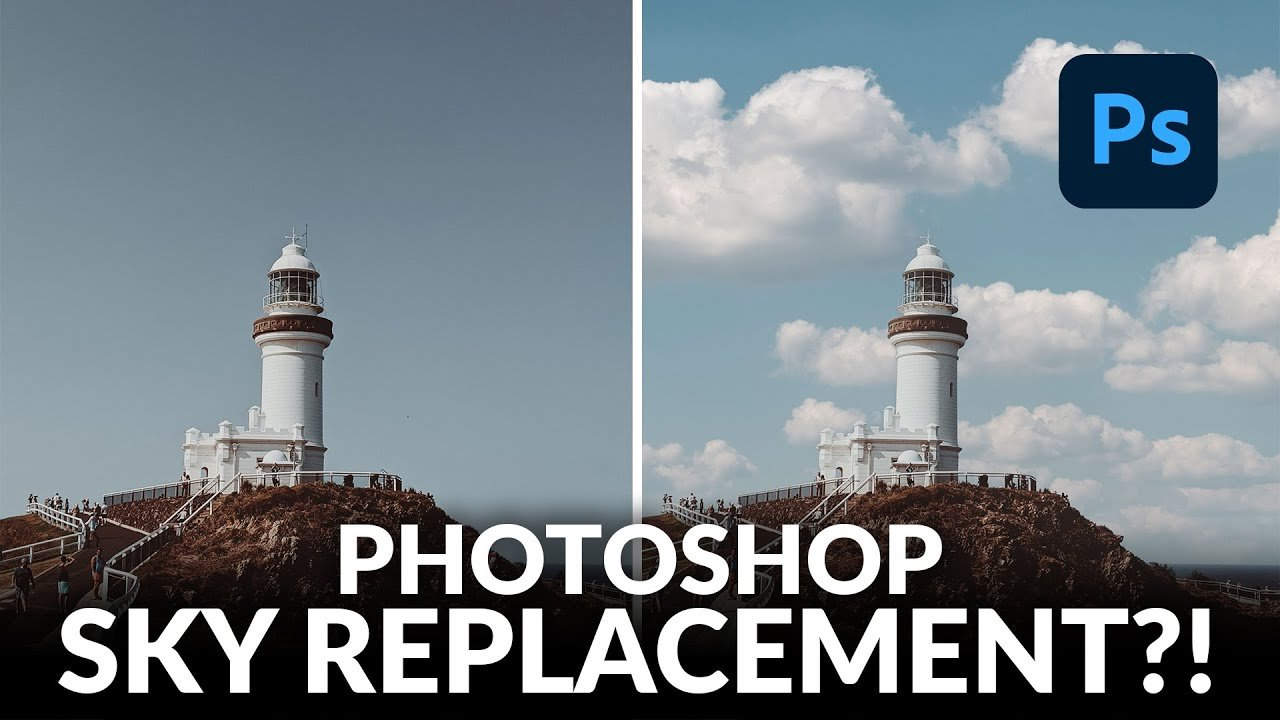 How to Get Professional Results with Photoshop's AI Sky Replacement Tool