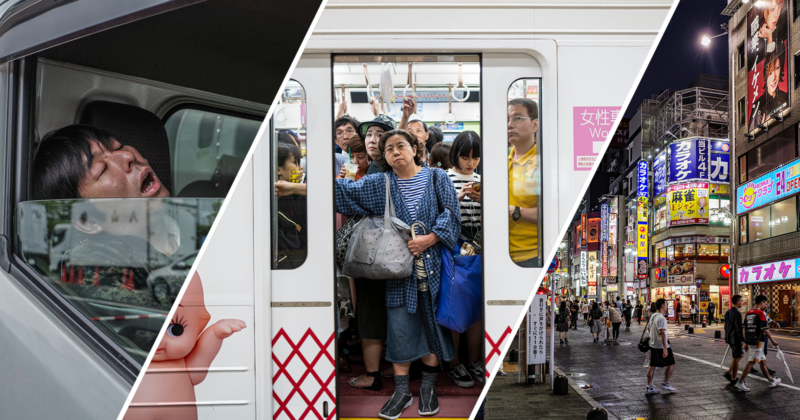 Hands On: Street Photography with the Ricoh GR3 in Japan