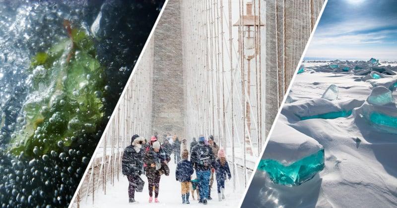 Brooklyn Bridge Blizzard Photo Wins Weather Photographer of the Year 4
