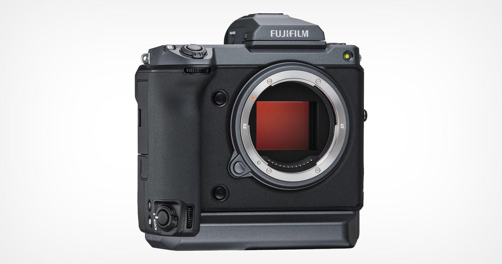 Fujifilm aggiorna le prestazioni AF di GFX100, lancia il nuovo SDK