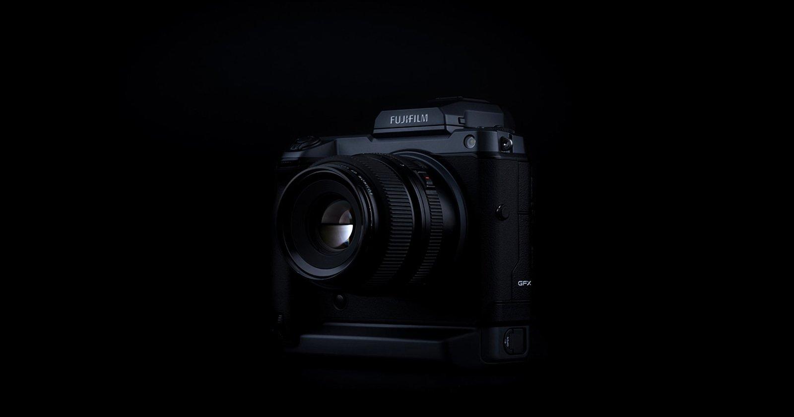 Fujifilm Announces GFX100 IR, a Forensics-Focused Infrared Camera