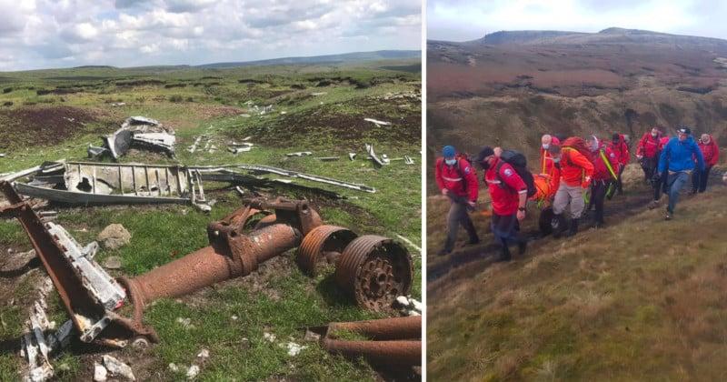 Officials Warn Against 'Instagram Hikers' Venturing to Plane Crash Site 3
