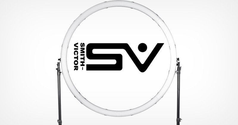 Smith-Victor Reveals Gigantic 4-Foot-Wide, 150 Watt LED Ring Light