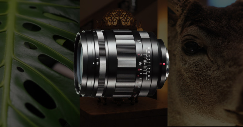 Voigtlander Unveils Super Nokton 28mm f/0.8: The Fastest Working Lens