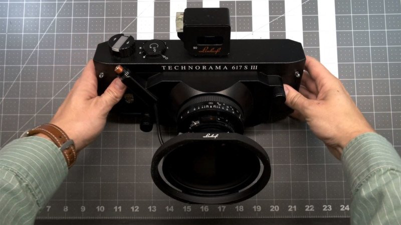 A Look at the Linhof 617 S III: Shoot 4 Huge Panoramas Per Roll of 120 Film