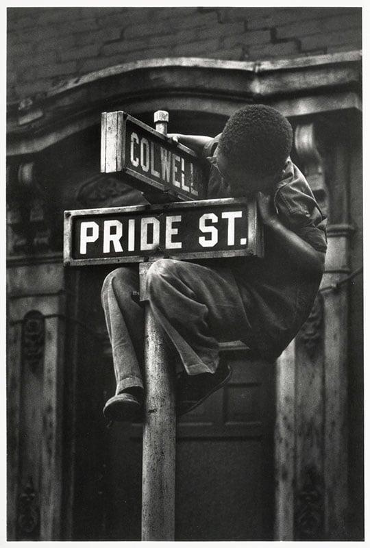 Eugene Smith -- Pride Street