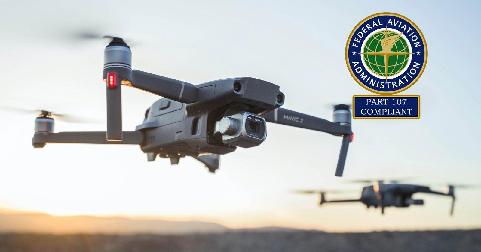 I piloti di droni possono completare l'addestramento online sull'ID remoto a partire dal 6 aprile
