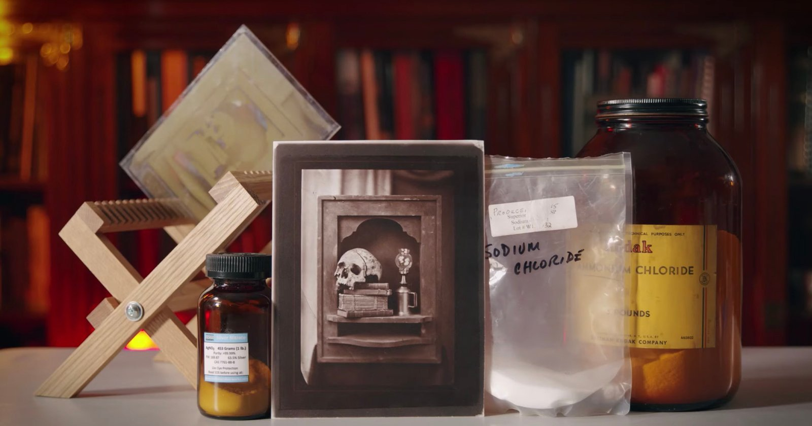 How to Make Your Own Photographic Salt Print at Home