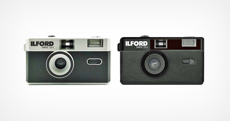 Ilford to Release the Sprite 35-II, A Reusable 35mm Point-and-Shoot