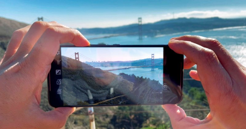 Ultrasonic Tech to Bring Virtual Shutter Button and Zoom Slider to Your Phone's Camera 32