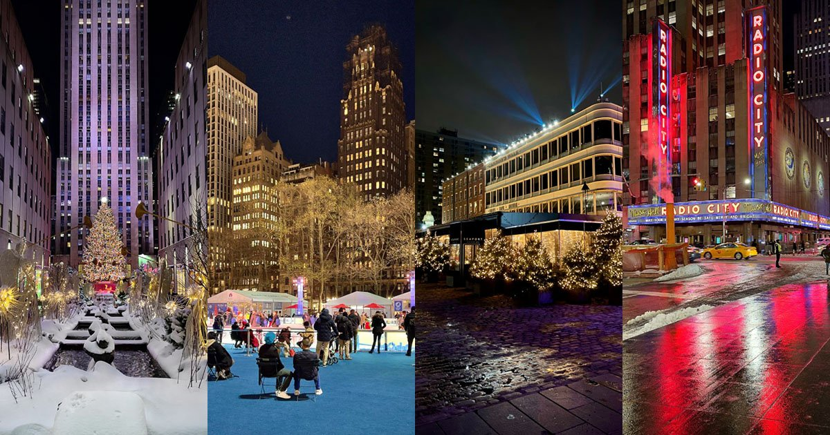 Tips for Shooting Holiday Lights with iPhone