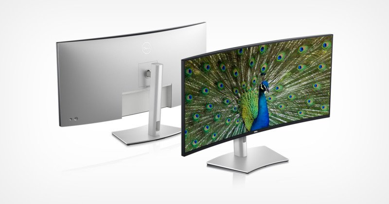 Dell Announces World's First Color-Accurate 40-Inch Ultrawide Curved 4K Monitor