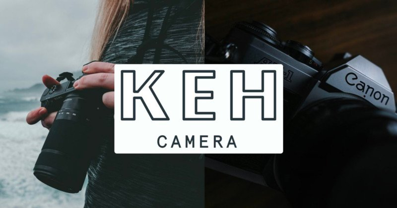 KEH Reveals Top-Selling Used Cameras and Lenses from 2020