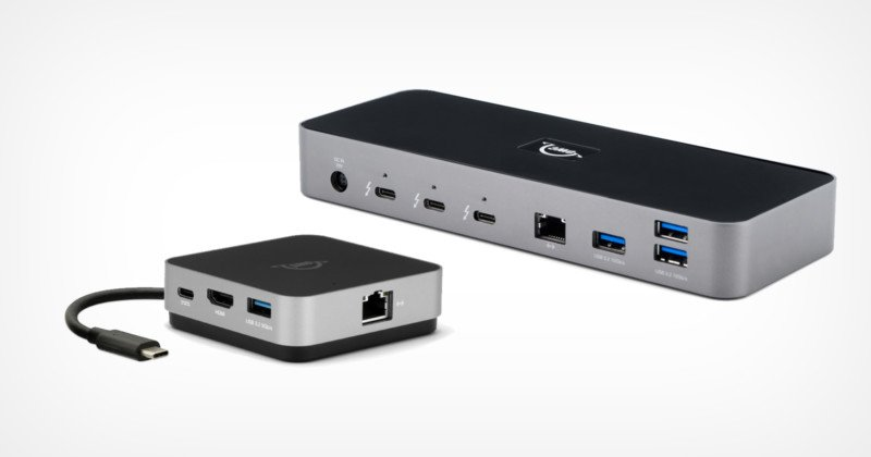 OWC Unveils Two New Multi-Port Docks for Macs and PCs