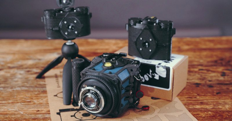 This Company is Making Wholly Original, Affordable, Customizable Medium Format Film Cameras
