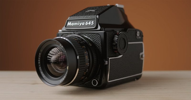 Is 645 Medium Format Film That Much Better Than 35mm?