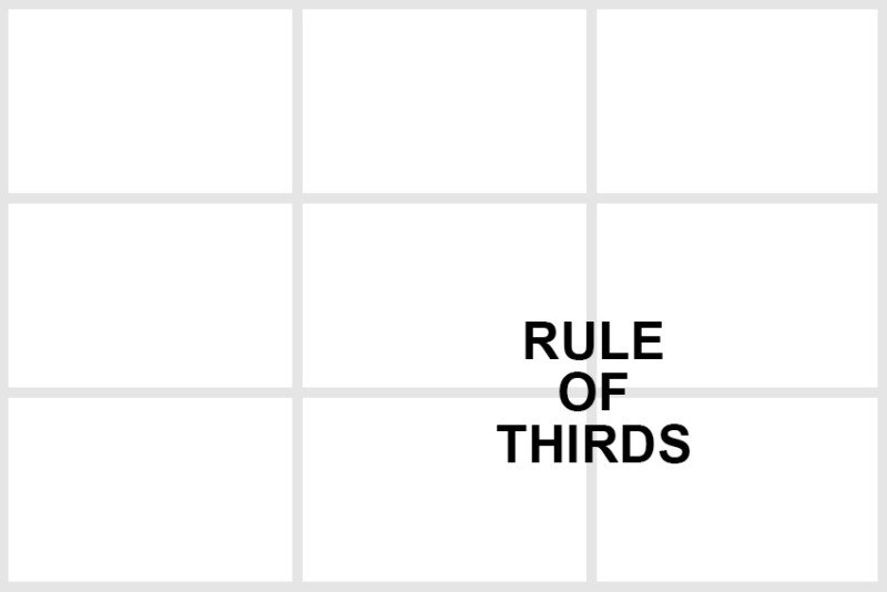 An Intro to the Rule of Thirds in Photography