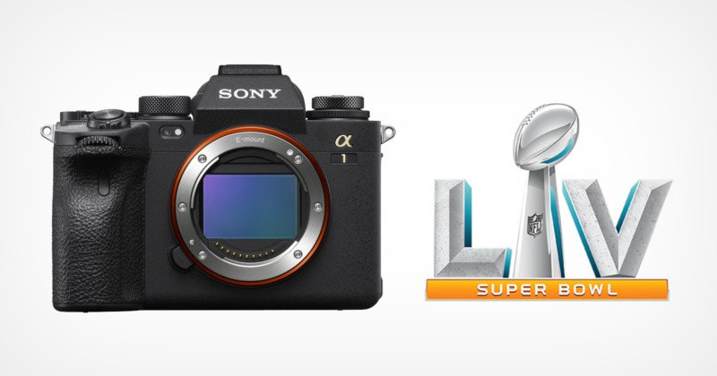 The Sony Alpha 1 to Be Used in CBS's Super Bowl LV Coverage