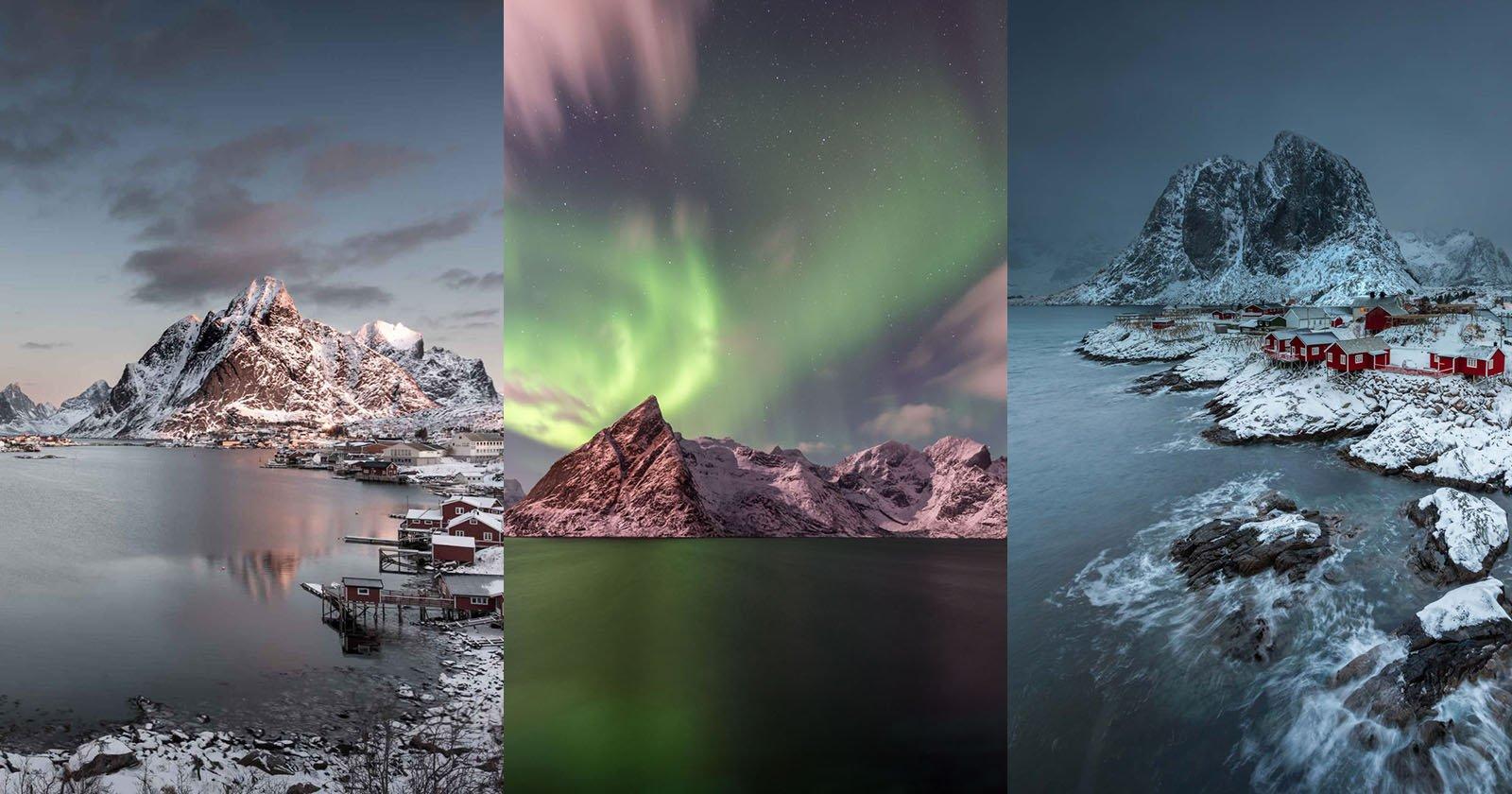 Lofoten, Norway: A Landscape Photographer's Dream